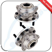 2 Rear Wheel Hub Bearing Assembly For Corvette Collector's Edition Convertible