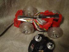 RED TURBO TWISTER R/C STUNT CAR. FLIPS! TWISTS! SPINS! (4)