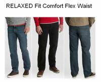 Men's Wrangler Authentics Men's Relaxed Fit Comfort Flex Waist Jean