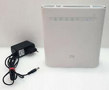 ZTE MF286 LTE 4G Wifi Router 300Mbps LAN RJ11 Unlocked