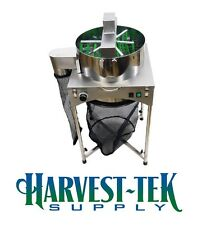 Harvest-Tek Supply Automatic Pro-Cut Trimming Machine, Twisted Leaf Pro Trimmer
