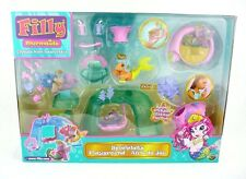 Filly Mermaids Spielplatz Superglitzer mit Kristallen von Swarovski Spielset
