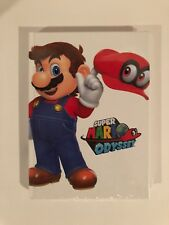 Super Mario Odyssey Official Strategy Guide! Brand New Sealed! Nintendo Switch!