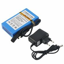 BATTERIE RECHARGEABLE 12V Li-ion 4800mAh + CHARGEUR BATTERY ACCU LITHIUM PLUG EU
