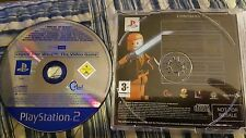 STAR WARS LEGO Star Wars game PAL ps2 game PAL PROMOtional FIRST print.Only1for?