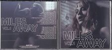 MADONNA  - MILES AWAY DOUBLE PROMO REMIX CD SINGLE