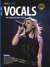 Rockschool Vocals Female Singers Grade 6 Music Book with Audio Access