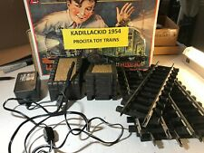 🚅 G SCALE BACHMANN INDOOR TRACK & POWER SUPPLY - L👀K 👍 G173