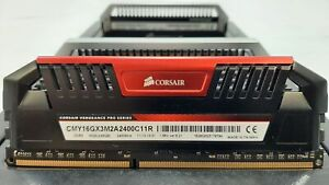LOT 8 CORSAIR G.SKILL 8GB 2Rx8 DDR3 PC3-19200 2400MHZ HS NON ECC DIMM MEMORY RAM