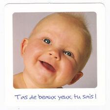 BEBE   bébé  enfant  carte postale   n° FFU 0044  T'as de beaux yeux, tu sais !