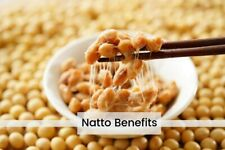 Organic Natto Starter -Cultures For Health- Bacillus Subtilis - Make At Home!!
