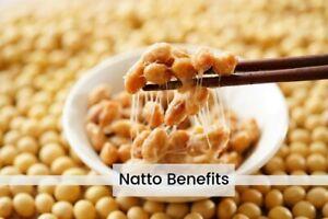 Organic Natto Starter - Cultures for Health Bacillus Subtilis - Make At Home!!