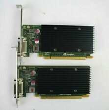 nVidia Quadro NVS 300 512MB PCI-E Low Profile Dual Display Graphics Cards (Pair)