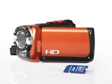 Silvercrest Videocamcorder, wasserdicht  neuwertig, mit Zubehörpaket, full HD