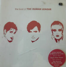 The Human League - Best of the Human League  (CD) . FREE UK P+P ...............