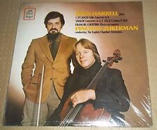Lynn Harrell/Zukerman C.P.E. BACH/VIVALDI/COUPERIN -  Angel SZ-37738 SEALED