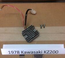 1978 Kawasaki kz200 Rectifier