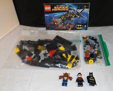 Lego DC Super Heroes 76011 - Batman: Man-Bat Attack - 100% COMPLETE