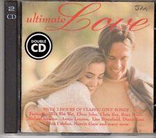 (FD757) Ultimate Love, 2CD, 39 tracks various artists - 1994 CD