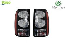 landrover discovery 3 rear lights black led upgrade lights with resistors fitted