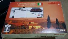 MARKLIN 29146 ITALIAN STARTER SET HO SCALE MIB