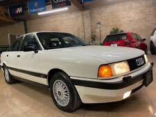 1990 Audi 80 quattro Awd 4dr Sedan