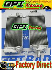 radiator Suzuki RM125 RM 125 01-08 02 03 04 05 06 07 2008 2001 2002 2003 2004