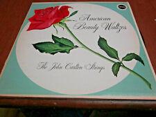 American Beauty Waltzes The John Carlton Strings Album