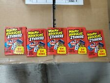 Topps 1978 1st Series Wacky Pack Packages