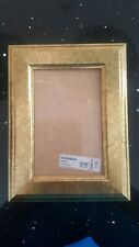 IKEA PHOTO FRAME IN ANTIQUE GOLD.