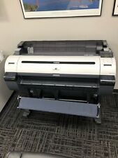 Canon Ipf750 Image Prograf Large Format Printer With Ink And Paper