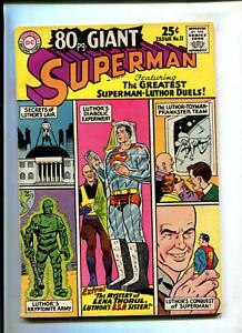 80 PG GIANT #11 - SUPERMAN (7.5) 1965