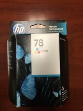 HP 78 Tri-color Ink Cartirdge