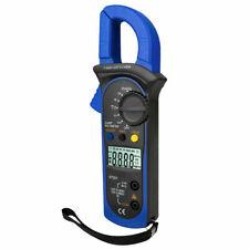Digital Multimeter Tester Ac Dc Volt Ohm Amp Clamp Meter Auto Range Lcd Handheld