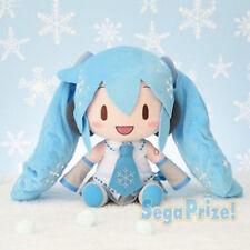 Vocaloid 12'' Snow Miku 2010 Sega Prize Plush Anime Manga NEW