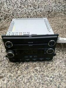 Stereo Radio Receiver,W-6cd,Mp3 2009 Mountaineer Sku#2955528