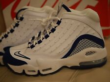 3aeddfb3e59 Nike Boys 6.5y Youth Air Griffey Max 2 Basketball Shoes 443957 Blue white