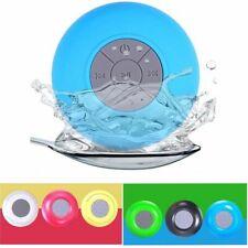 Gehäuse Bluetooth Wasserdicht Waterproof mit Saugnapf Mikrofon Speaker Dusche