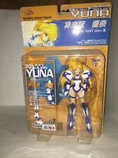 anime figure Galaxy Fraulein Yuna Final Edition Light suit ver.III