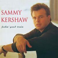 Sammy Kershaw - Feelin' Good Train - great US country album (George Jones)