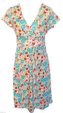 Boden Knee Length Casual Floral Dresses for Women