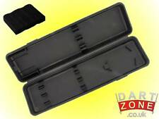 CRUSH PROOF SLIM 'PENCIL BOX' PLASTIC DART CASE 'with point protector' (X0026)