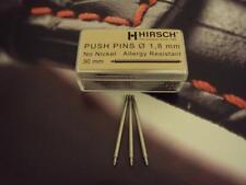 Hirsch ** 2 X 30MM HIRSCH STAINLESS STEEL SPRING BARS **