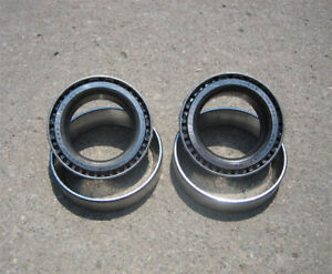 """8.8"""" Ford Timken Carrier/Side Bearings & Races - LM603012 LM603049 - NEW"""
