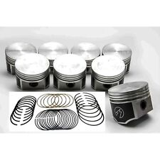 Speed Pro Chrysler/Dodge 440 Forged Flat Top 4-Barrel Pistons+MOLY Rings Kit +30