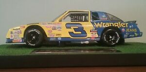 DALE EARNHARDT THE MOVIE #3 WRANGLER PASS IN THE GRASS 1987 MONTE CARLO #4 OF 12