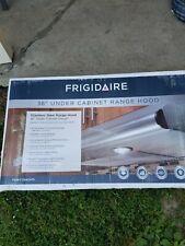 Frigidaire FHWC3640MS 36 Inch Under Cabinet Range Hood
