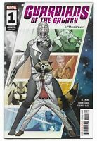 Guardians of the Galaxy #1 2020 Juan Cabal Premiere Two Per Store Variant Marvel