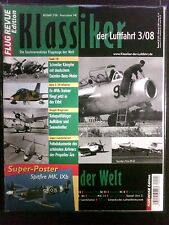 Klassiker der Luftfahrt  3/08  in Schutzhülle