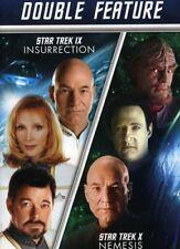 Star Trek Ix: Insurrection / Star Trek X: Nemesis [New DVD] 2 Pack, Widescreen